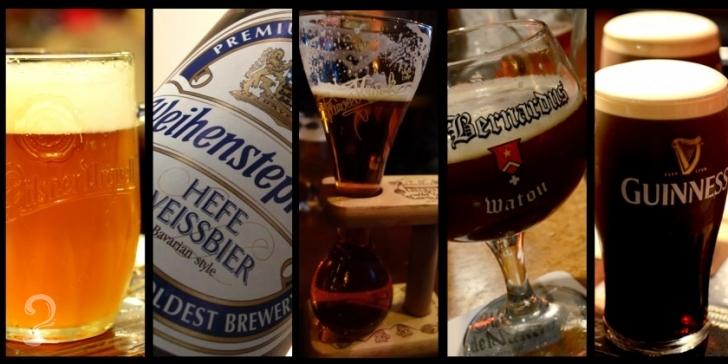 Cerveja: um guia básico