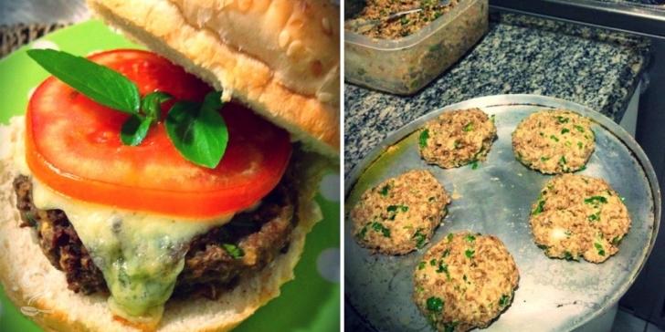O hambúrguer mais gostoso de todos!