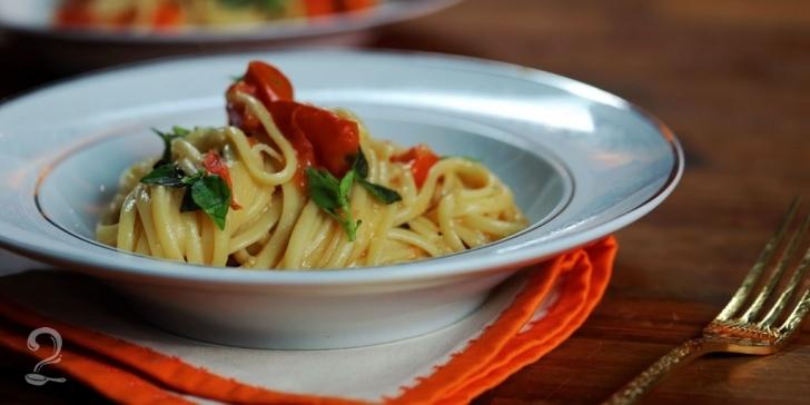 8 receitas criativas para quem só sabe fazer macarrão na cozinha!