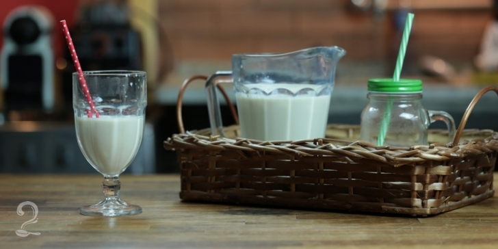 Nada de lactose - Conheça os leites vegetais