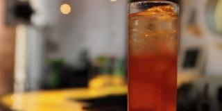 Drink: Glory Box