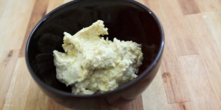 Hummus Tahine (pasta de grão de bico)
