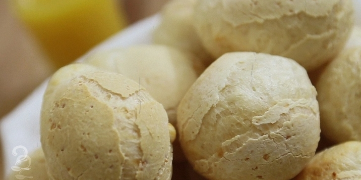 Receita de Pão de Queijo Fácil | Como fazer em vídeo