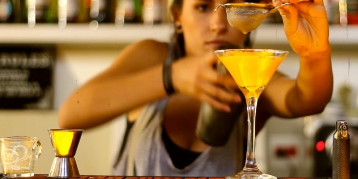 Receita de Drink Nirvana (Jessica Sanchez do Meza Bar) em vídeo | Gourmet a Dois