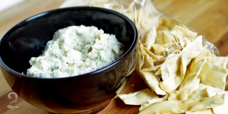 Receita de Pasta de Gorgonzola e Cream Cheese em vídeo | Gourmet a Dois