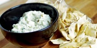 Pasta de Gorgonzola e Cream Cheese