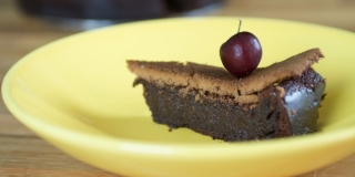 Torta de Chocolate sem Glúten
