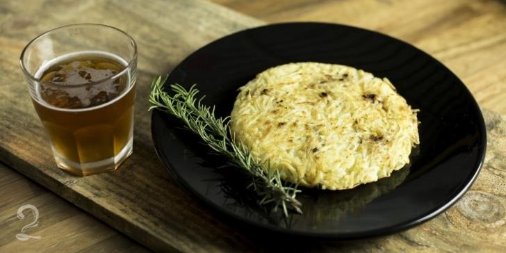 Receita de Batata Rosti em vídeo | Gourmet a Dois