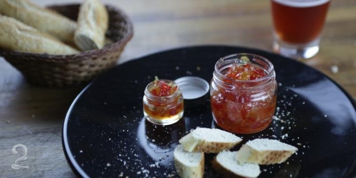 Receita de Geleia de Pimenta em vídeo | Gourmet a Dois