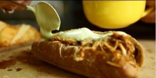 Sanduíche de Porco com Maionese de Leite por Jimmy McManis