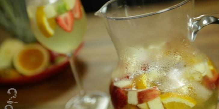 Receita de Clericot em vídeo | Gourmet a Dois