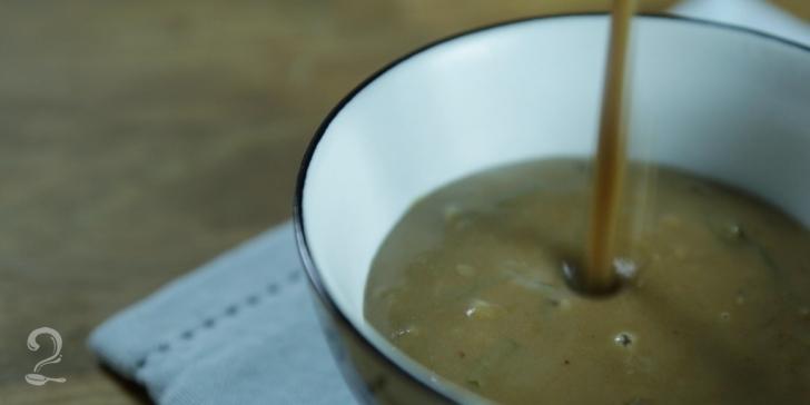 Receita de Molho Satay (Molho Vietnamita/Tailandês de Amendoim) | Como fazer em vídeo