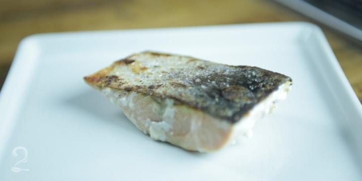 Técnica da Receita de Como Fazer Pele Crocante em Peixe | Como fazer em vídeo