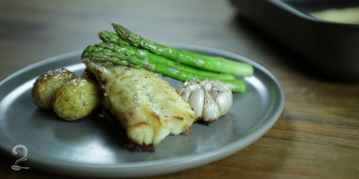 Receita de Bacalhau à Lagareiro em vídeo | Gourmet a Dois
