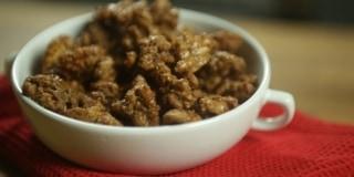 Nozes Carameladas (Nutty Bavarian)