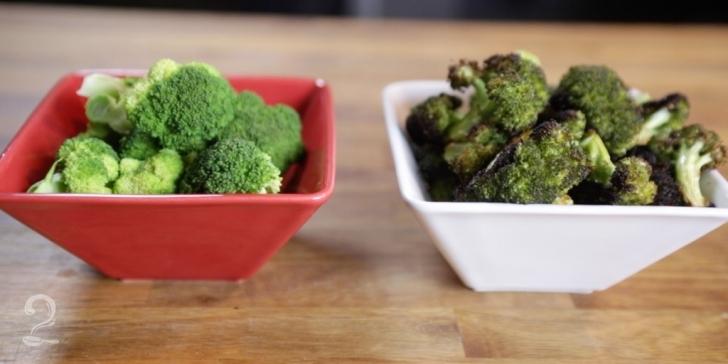 Técnica da Receita de Duas Maneiras de Cozinhar Brócolis | Como fazer em vídeo
