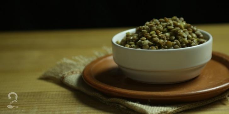 Técnica da Receita de Como Fazer Lentilhas | Como fazer em vídeo
