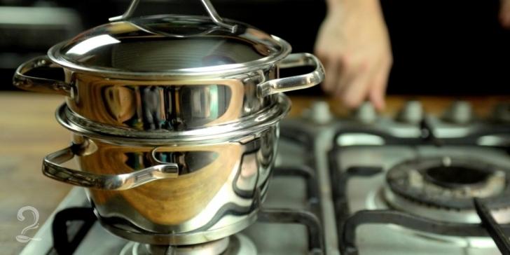 Técnica da Receita de Cozinhar no Vapor (para Manter os Nutrientes) | Como fazer em vídeo