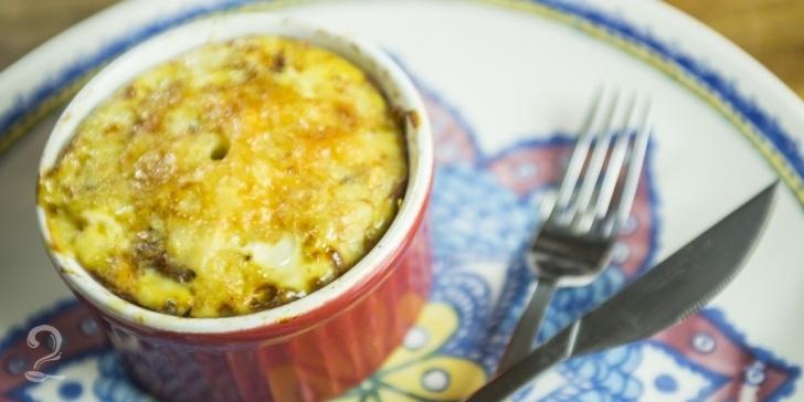 Receita de Torta de Batata com Linguiça em vídeo | Gourmet a Dois