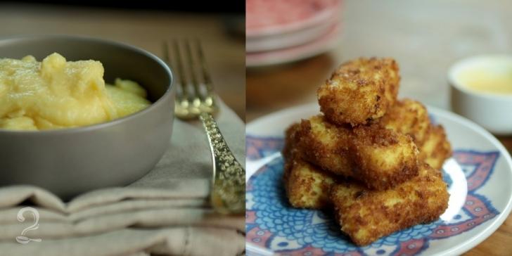 Técnica da Receita de Polenta Cremosa e Frita à Milanesa | Como fazer em vídeo