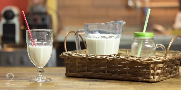 Técnica da Receita de Leite de Soja - Como Fazer em Casa a Receita Sem Mistérios | Como fazer em vídeo