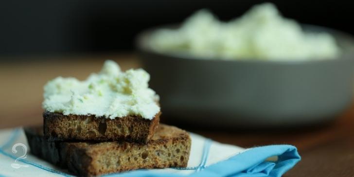 Técnica da Receita de Pasta de Ricota Super Deliciosa e Saudável | Como fazer em vídeo