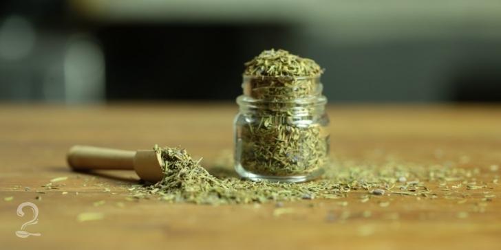 Técnica da Receita de Ervas de Provença (Herbes de Provence) - Tempero Caseiro | Como fazer em vídeo
