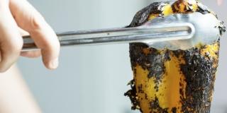 Como Descascar Pimentão para Antepasto/Sanduíche