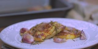 Como fazer Batatas ao Murro - Receita Portuguesa