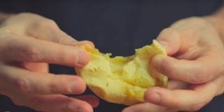 Pão de Mandioquinha (Batata Baroa) Fit e Funcional