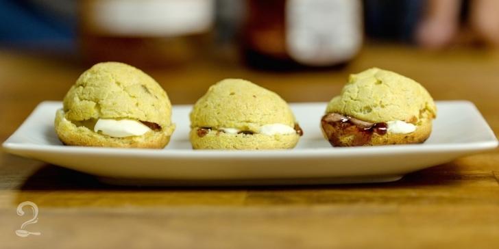 Receita de BROA DE FUBÁ (Milho) Receita Fofinha e Gostosa em vídeo | Gourmet a Dois