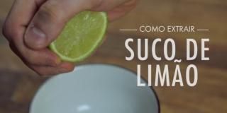 Como Extrair o Máximo de Suco de Um Limão