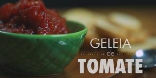Como Fazer Geleia de Tomate | Receita de Compota Doce