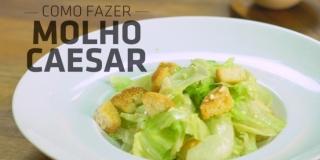 Como Fazer Molho Caesar (César)