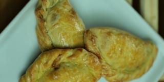 Recheio de Empanadas Argentinas de Carne (Pastel de Forno)