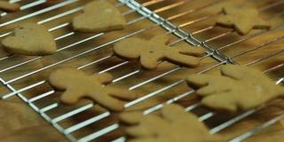 Como Fazer Biscoito de Gengibre ou Gingerbread