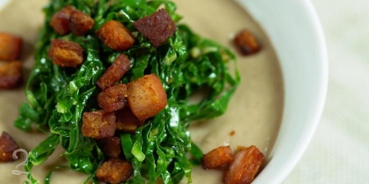 Receita de Como fazer CALDINHO de FEIJÃO (Feijão Amigo) em vídeo | Gourmet a Dois
