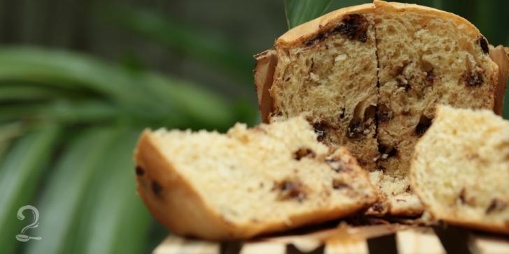 Receita de PANETONE DE CHOCOLATE de Rogério Shimura | Receita de Chocotone de Natal | em vídeo | Gourmet a Dois