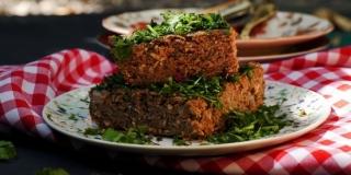 Quibe de Forno Fácil e Delicioso | Kibe Assado