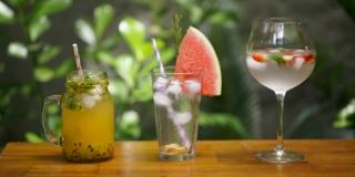 3 Águas Saborizadas (Aromatizadas) para o Verão