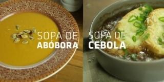 2 Sopas de Práticas e Deliciosas Para Dias Frios