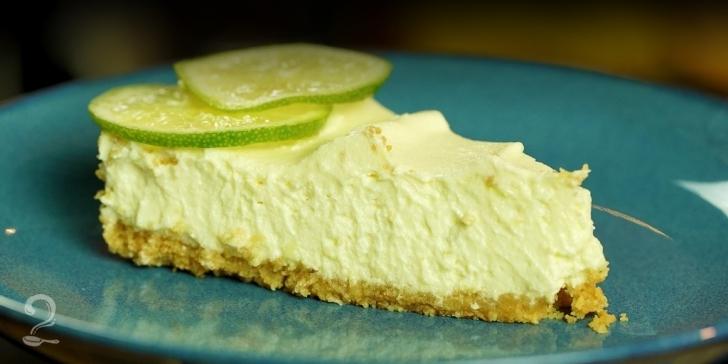 Receita de Cheesecake de Torta de Limão Sem Forno | Como fazer em vídeo