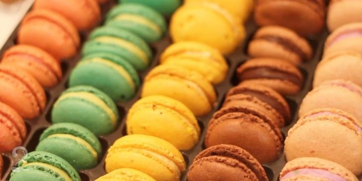Macaron: Um Clássico Francês