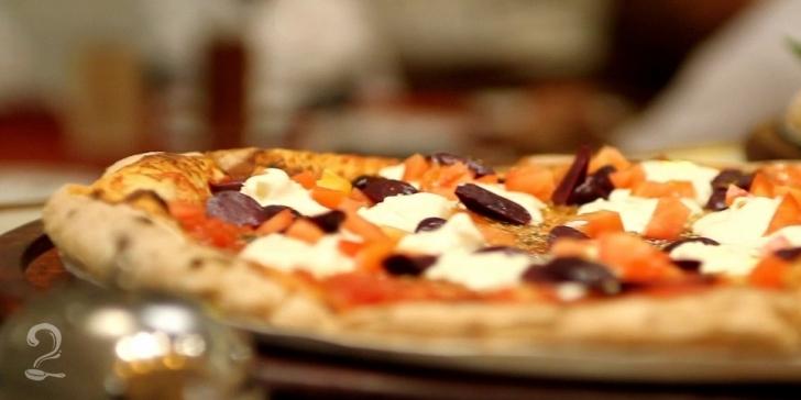 Pizza: Uma Breve História