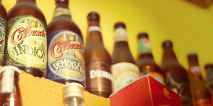 Cervejas: Nacionais x Importadas
