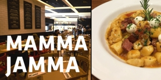 Comemos Todo o Cardápio do MAMMA JAMMA | Vlog #8