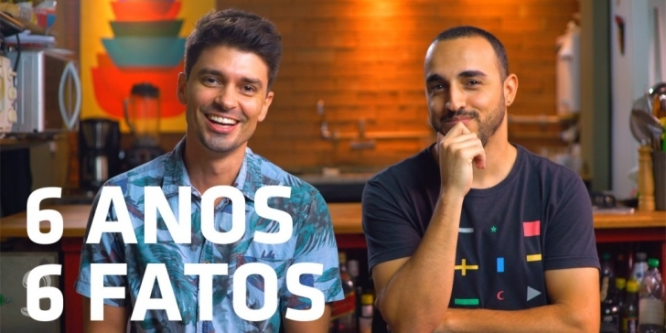6 CURIOSIDADES Sobre Nós Que Você NÃO SABIA | Vlog #3 6 Anos