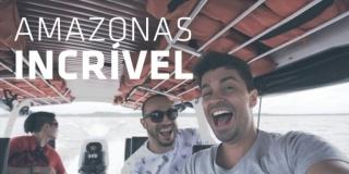 AMAZONAS - Expedição Incrível em 2 DIAS | Manaus | Viagem