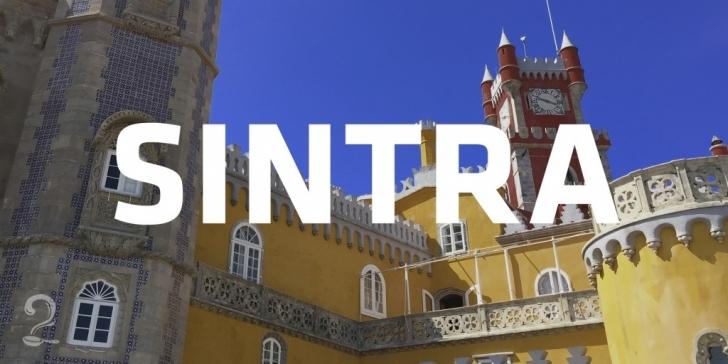 Uma visita à SINTRA - Portugal (Viagem Europa)